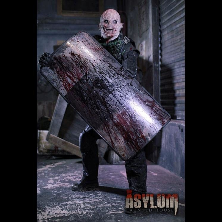 Asylum haunted house colorado haunted houses for 13th floor denver colorado