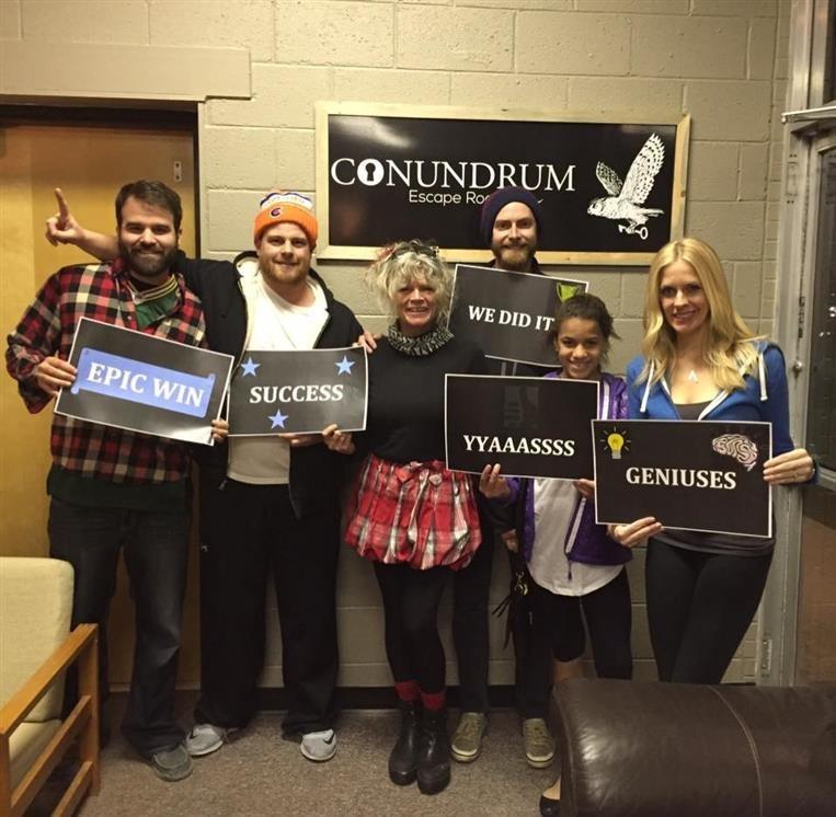 Conundrum Escape Rooms Arvada Co