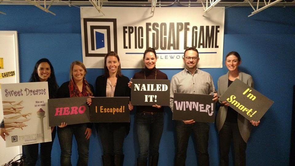 Escape Room Englewood