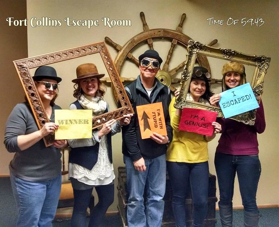 Fort Collins Escape Room Fort Collins Co