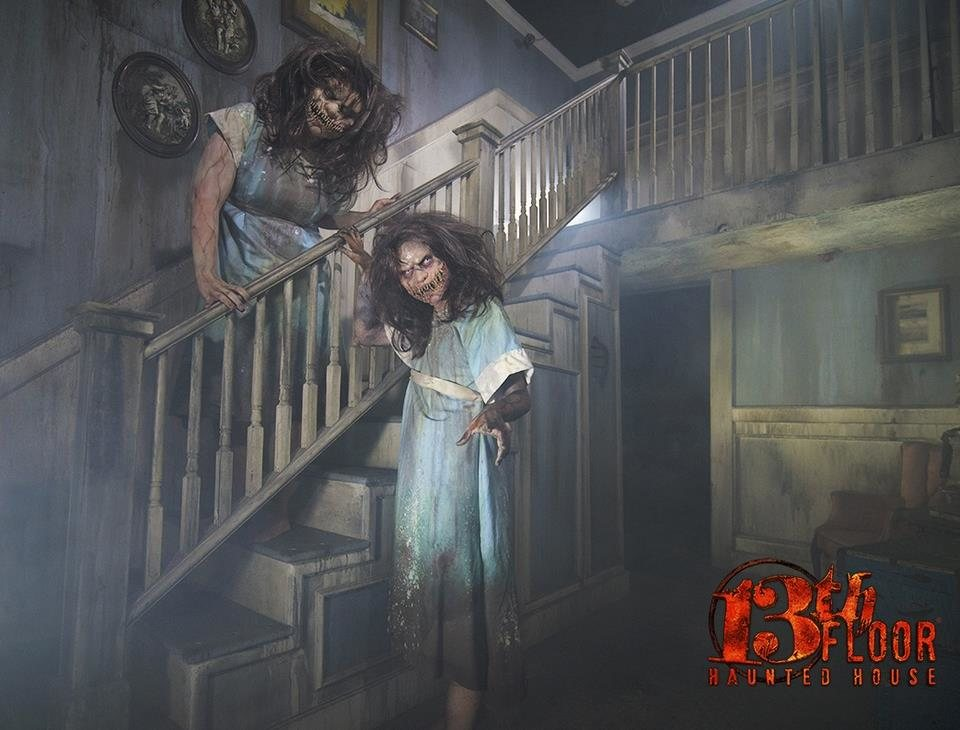 Perfect Colorado Haunted Houses
