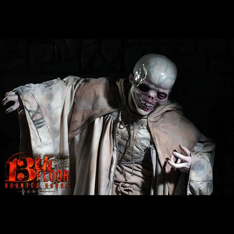 the 13th floor denver colorado haunted houses