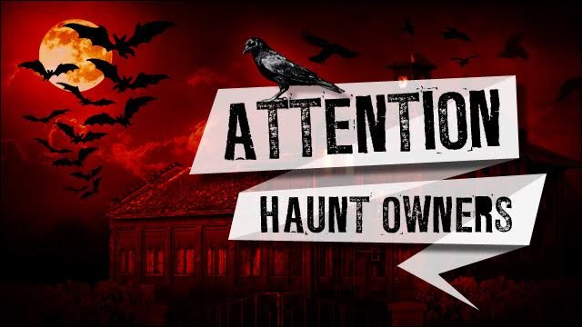 Attention Colorado Haunt Owners