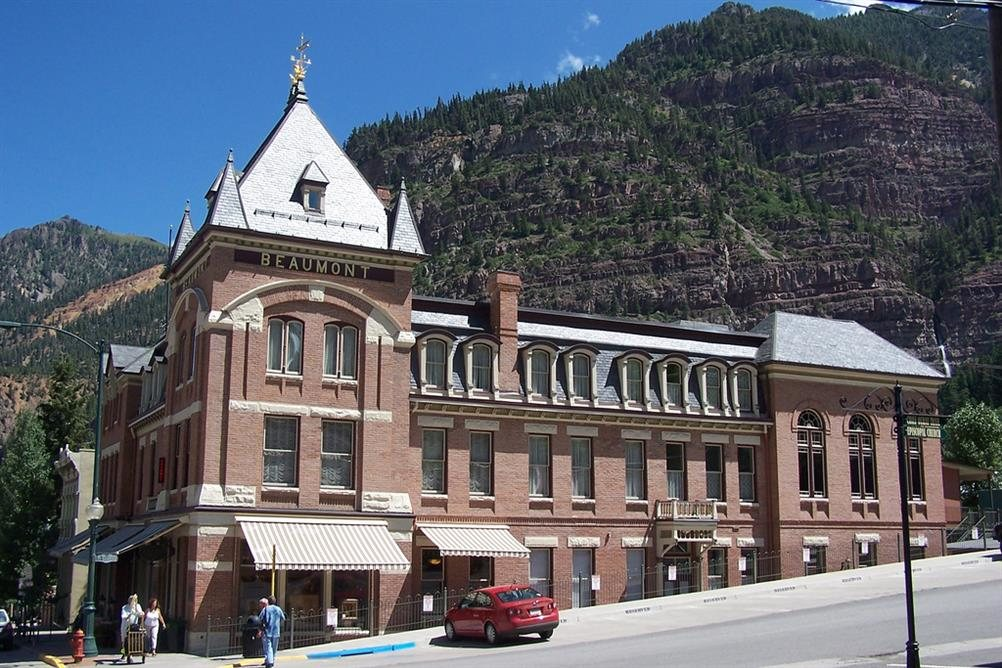 Beaumont Hotel Ouray Colorado Halloween 2020 Beaumont Hotel | Ouray Colorado | Real Haunted Place