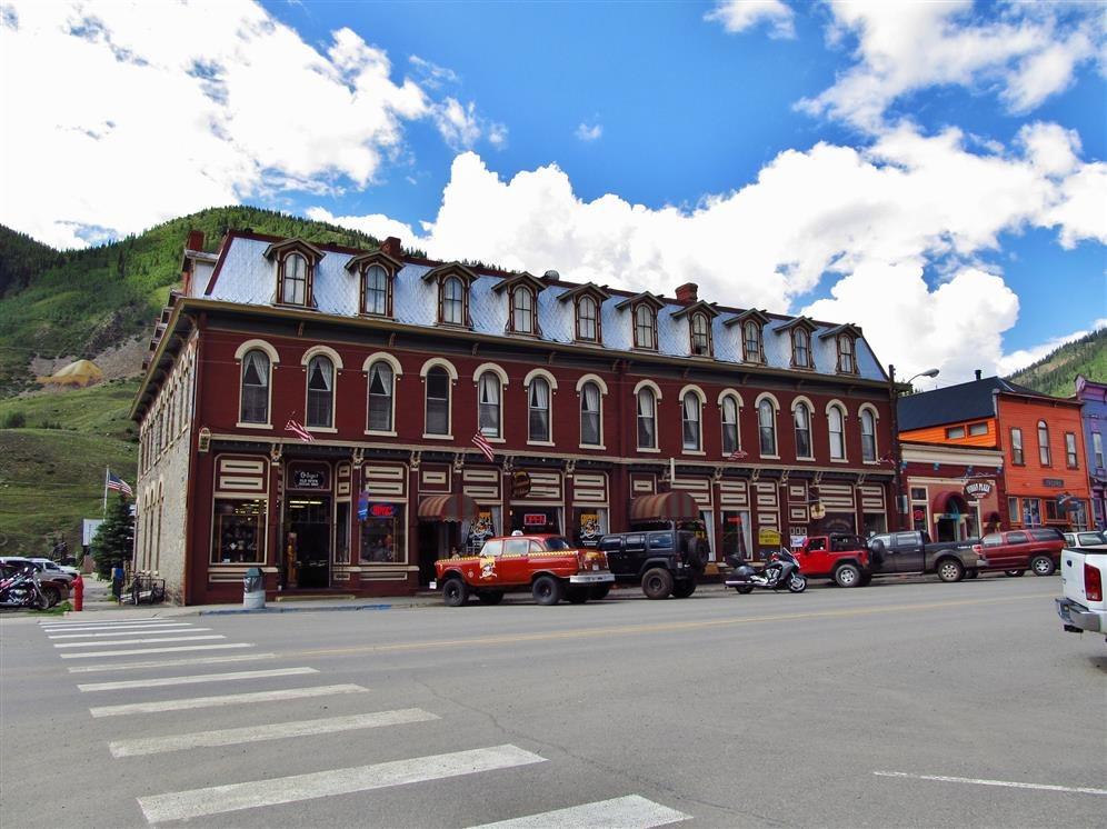 Grand Imperial Hotel Silverton Colorado Real Haunted Place