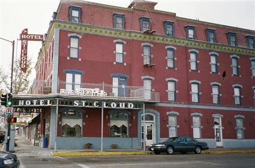 St Cloud Hotel Canon City Haunted