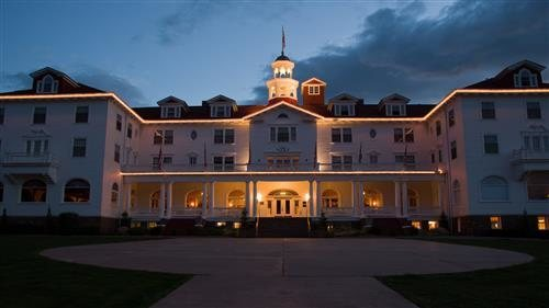 The Stanley Hotel Is A Pretty Famous Haunted Building And Claims It Was Inspiration For Horror Film Shining By Stephen King